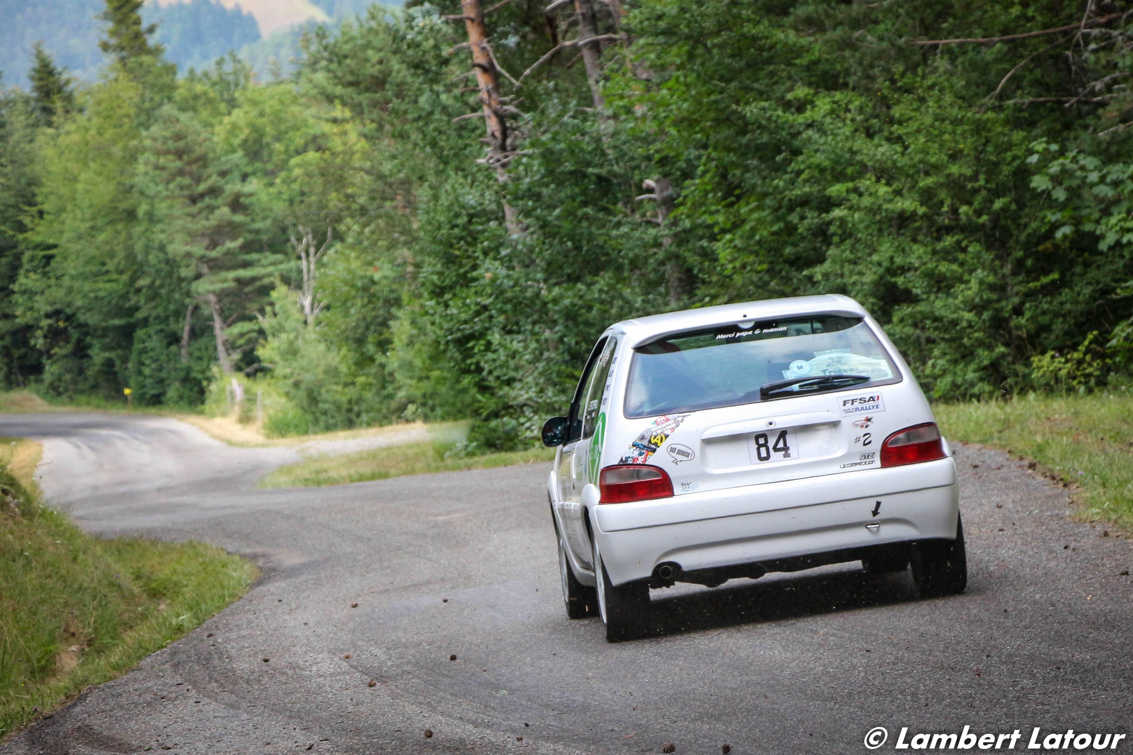 Rallye du Trièves 2018