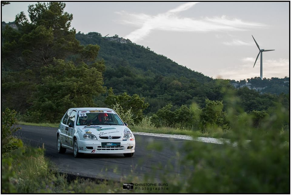 Rallye de l'Ecureuil 2018