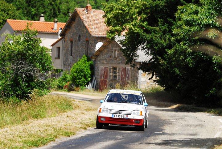 Rallye du Viganais 2011
