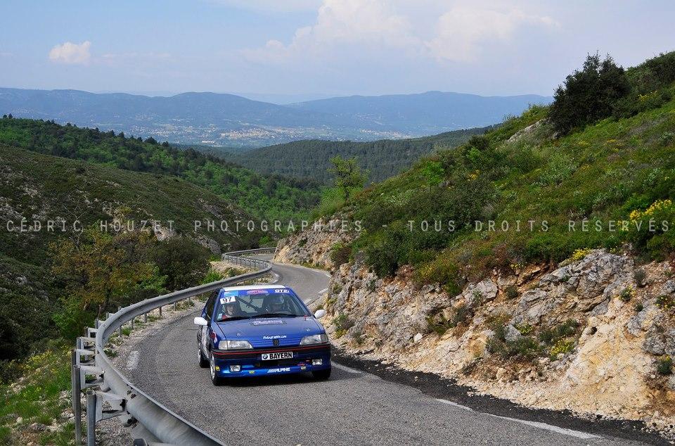 Rallye Ronde de la Durance 2013