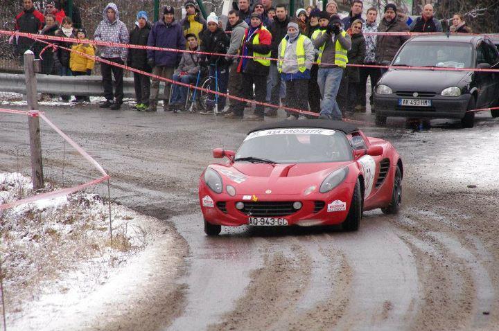 Rallye Hivernal de Hautes Alpes 2012
