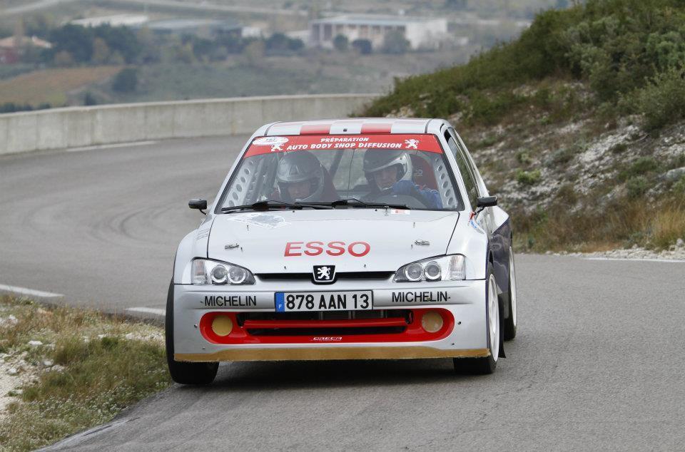 Rallye du Mistral 2011