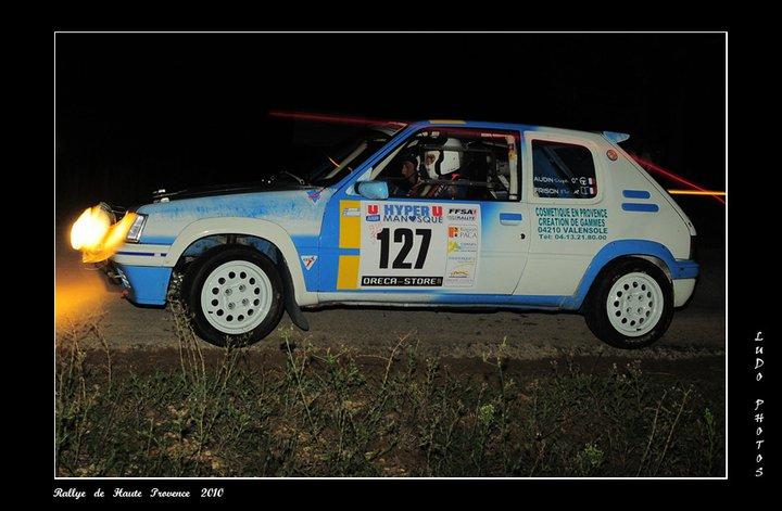 Rallye du Mistral 2010