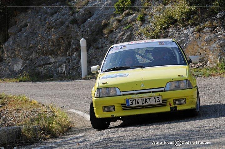 Rallye de Venasque 2011