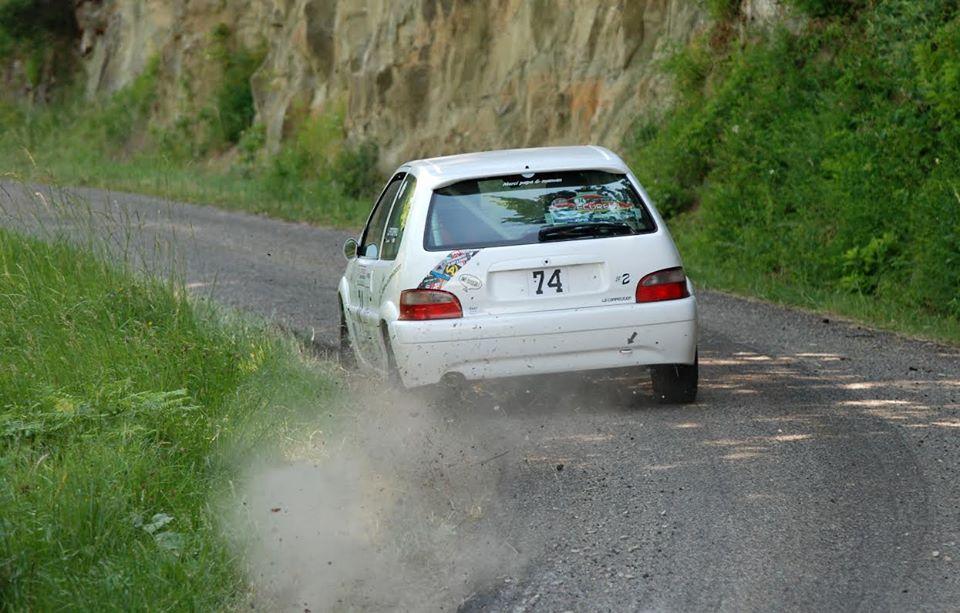 Rallye de l'Ecureuil 2014