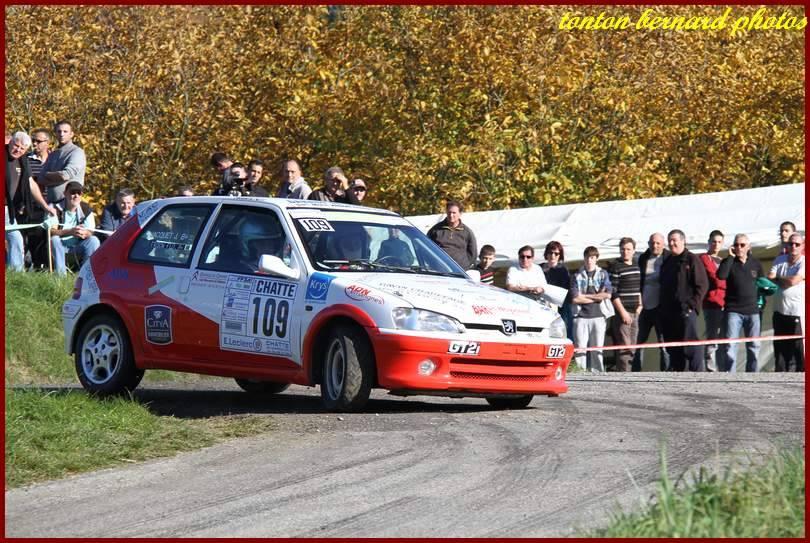 Rallye des Noix de Grenoble 2015