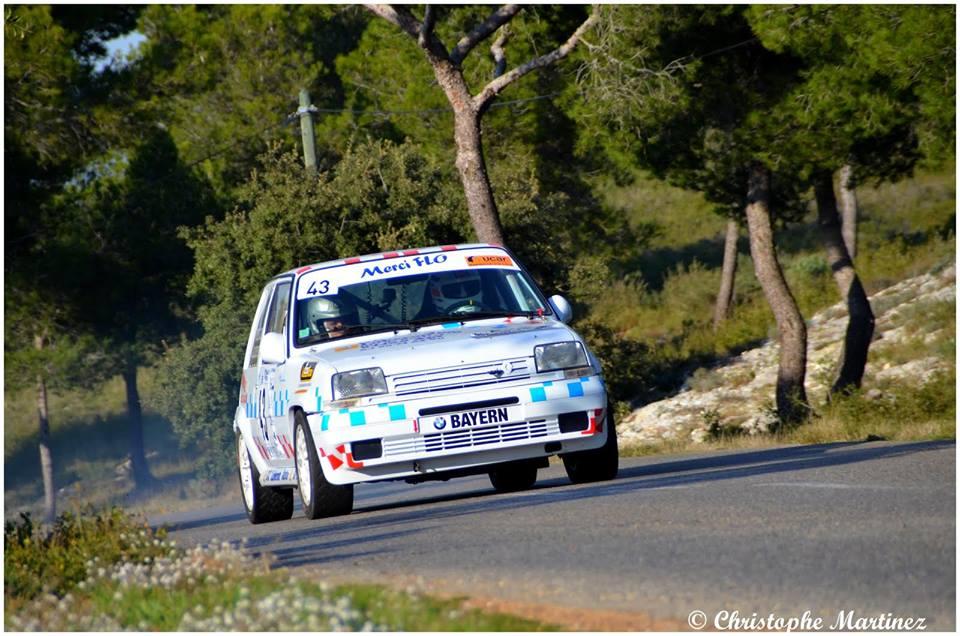 Rallye du Mistral 2013