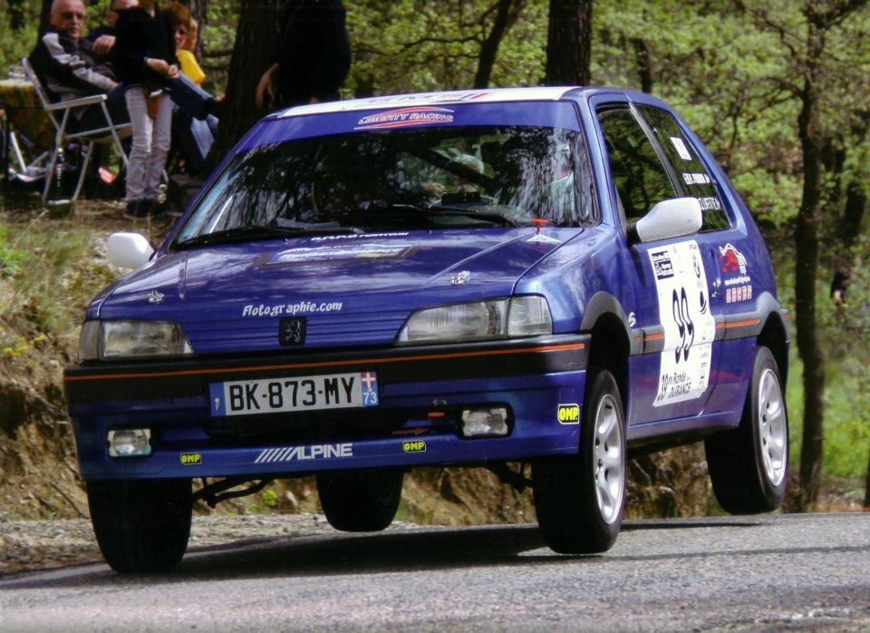 Rallye Ronde de la Durance 2012