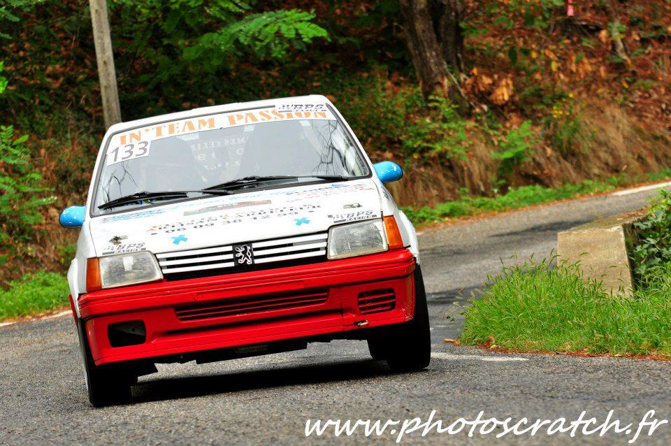 Rallye du Camisard 2012
