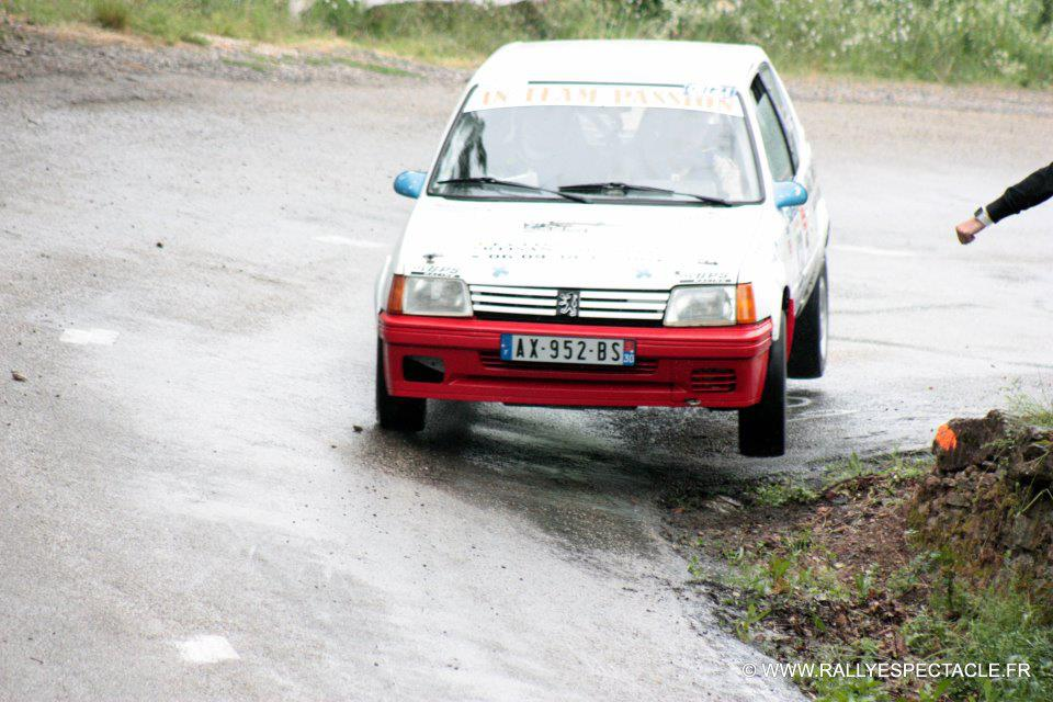 Rallye du Viganais 2012