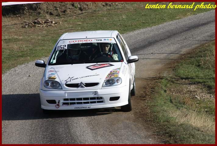 Rallye du Mauves Plâts 2012