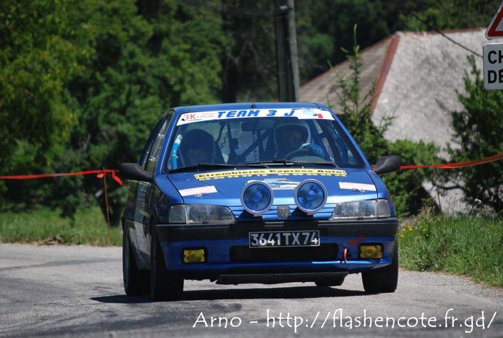 Rallye des Bornes 2011