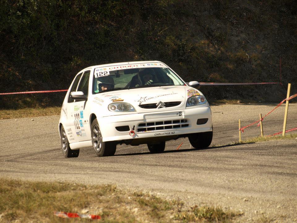 Rallye du Picodon 2012