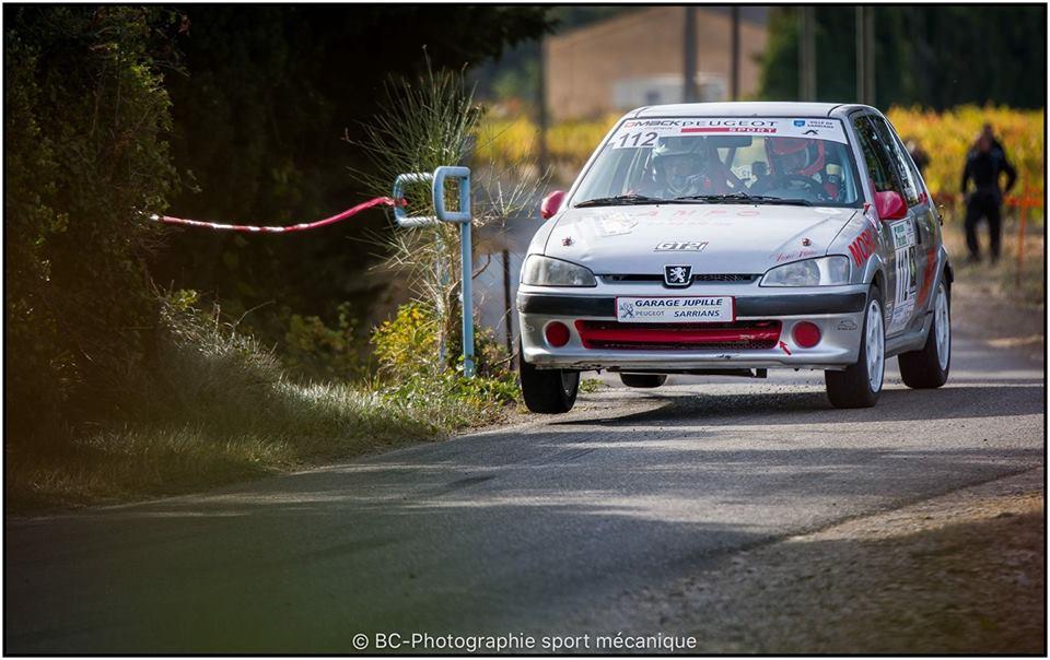 Rallye du Sarrians 2017