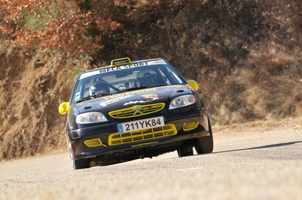 Rallye de Vaison la Romaine 2012