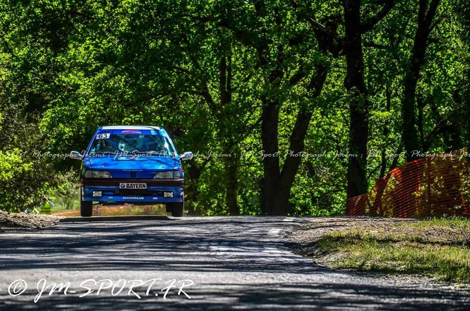 Rallye Ronde de la Durance 2014