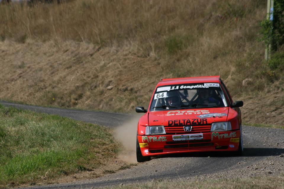 Rallye du Gap Racing 2013