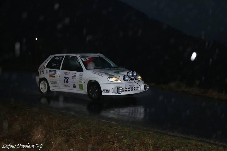Rallye de l'Ardèche 2017