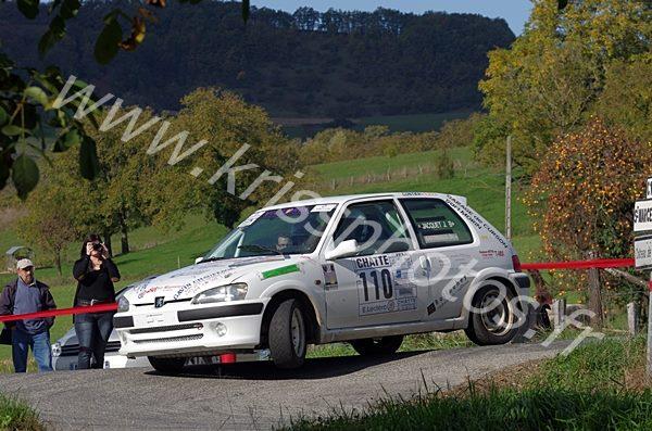 Rallye des Noix de Grenoble 2013