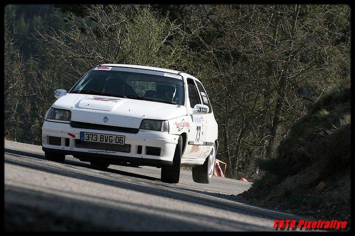 Rallye de Grasse Alpin 2011