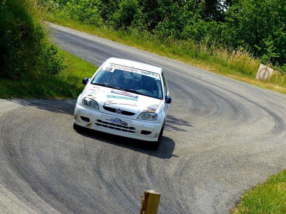 Rallye de l'Ecureuil 2015