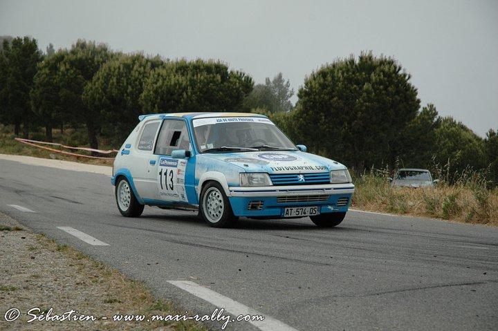 Rallye de la Sainte Baume 2011