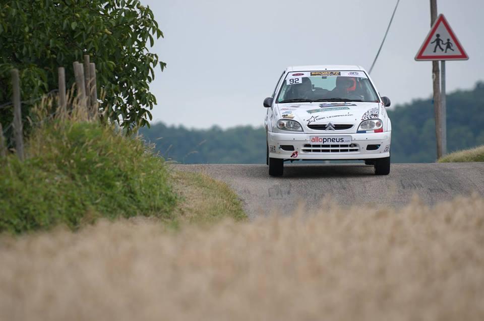 Rallye de la Drôme Paul Friedman 18