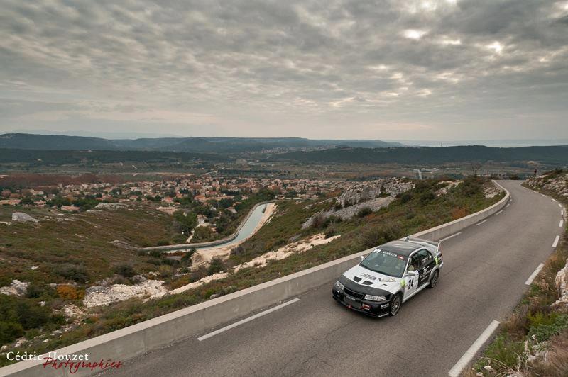 Rallye du Mistral 2012