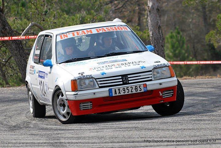 Rallye de Vaison la Romaine 2011