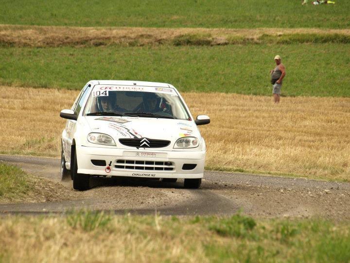 Rallye de la Drôme Paul Friedman