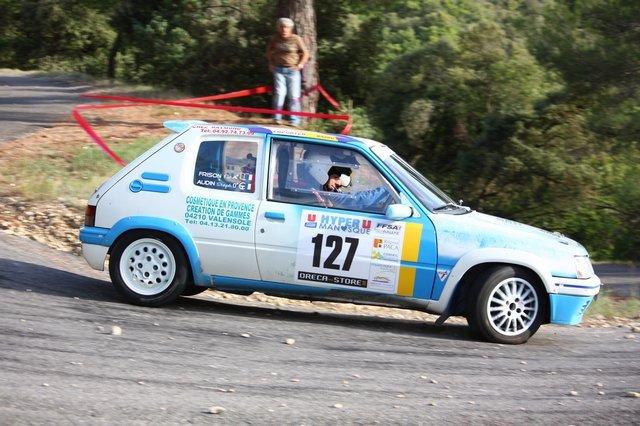 Rallye du Haute Provence 2010