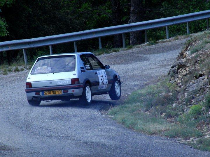 Rallye Ronde de la Durance 2011