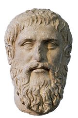 Plató, un dels més famosos filosofs de l'antiga Grècia.
