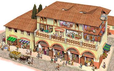 Insula romana.