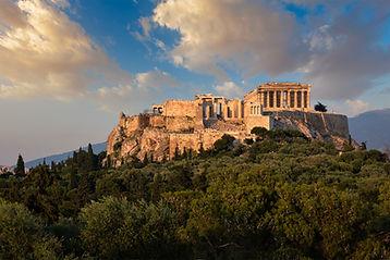 Acròpolis d'Atenes.