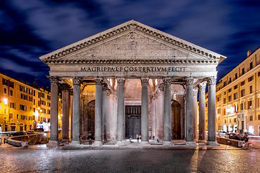 Panteó d'Agripa, Roma. S. I-II dC