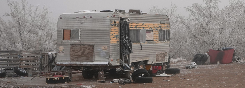 Conditions on the Navajo Reservation