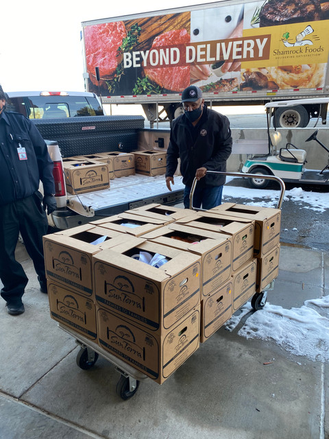 Fundamental Needs has donated over 1500 food boxes to familes in need