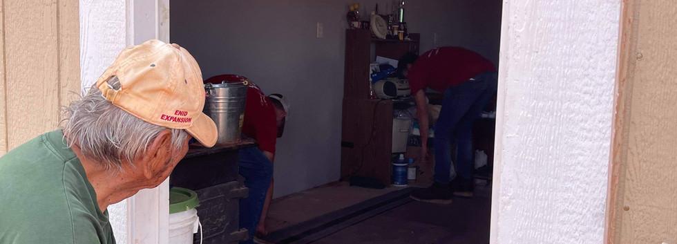 Water system installation