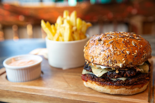 Heritage Burger & Fries