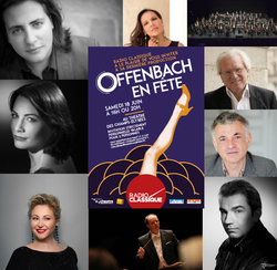 Concert Offenbach, TCE