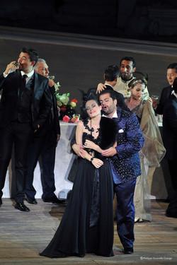 Rigoletto, Choregies Orange, July/17