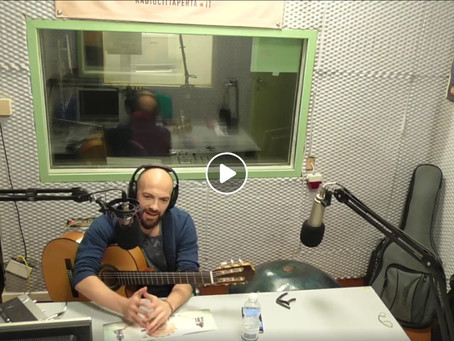 INTERVISTA A RADIO CITTA' APERTA