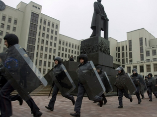 UN Rights Body Looks To Investigate Belarus's Crackdown On Protesters