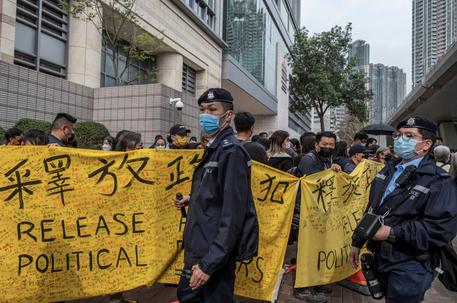 Country Report: Hong Kong
