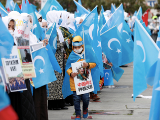Amnesty condemns Xinjiang's 'tragedy of Uighur family separation'