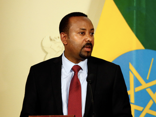 Ethiopia PM admits Eritrean soldiers entered Tigray region