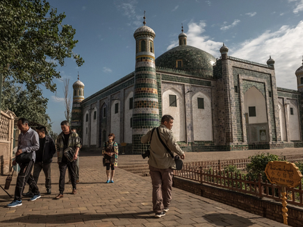 China Targets Muslim Women to Suppress Births in Xinjiang