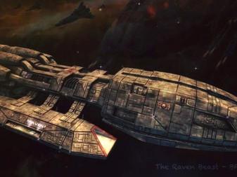 Upcoming Battlestar Raven- BFC 02 8th Anniversary