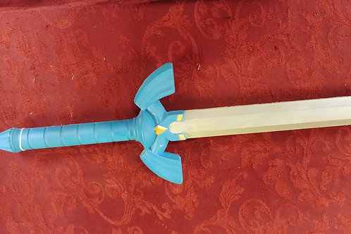 Foam Zelda Sword Blue or Black